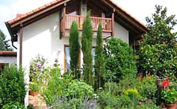 Außenansicht - Ferienwohnung Diana, Weindorf Lachen-Speyerdorf, Neustadt / Weinstraße (Pfalz)