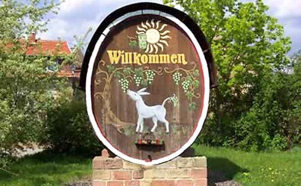 Ferienhaus Ronja - Weindorf Mußbach, Neustadt / Weinstr. (Pfalz)