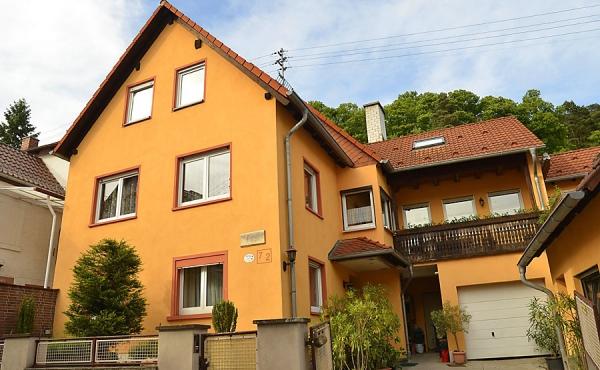 Außenansicht - Gästehaus Hanß - Ferienwohnung, Weindorf Hambach, Neustadt / Weinstraße (Pfalz)