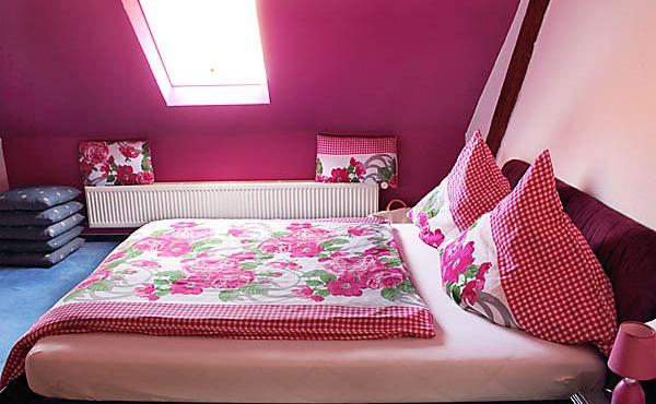 Schlafzimmer, Ferienwohnung Mandelblüte - Urlaubsdomizil Haardter Sonne, Neustadt / Weinstr. (Pfalz)