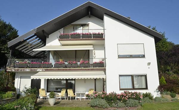 Außenansicht - Haus Panoramablick, Weindorf Haardt, Neustadt / Weinstr. (Pfalz)