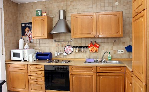 Küche - Ferienwohnung am Elwedritschebrunnen, Neustadt / Weinstraße (Pfalz)