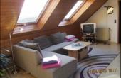 Wohnzimmer - Fewo Dachgeschoss Haus Storck, Weindorf Gimmeldingen, Neustadt / Weinstr. (Pfalz)